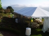 Tented lawn