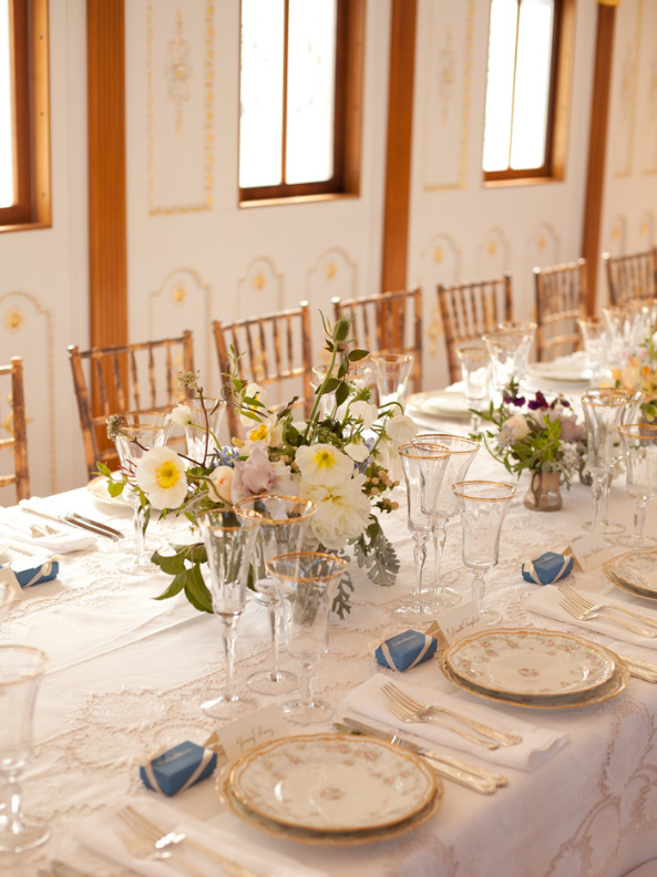 Marin Wedding Venue China Cabin