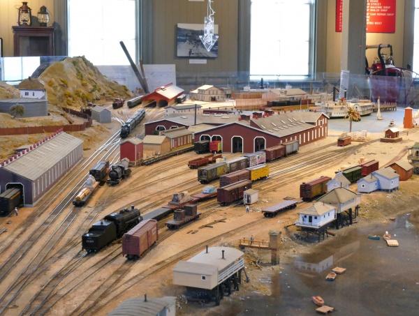 Railroad & Ferry Depot Museum | Belvedere-Tiburon Landmarks