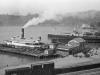Waterfront & Depot circa 1924