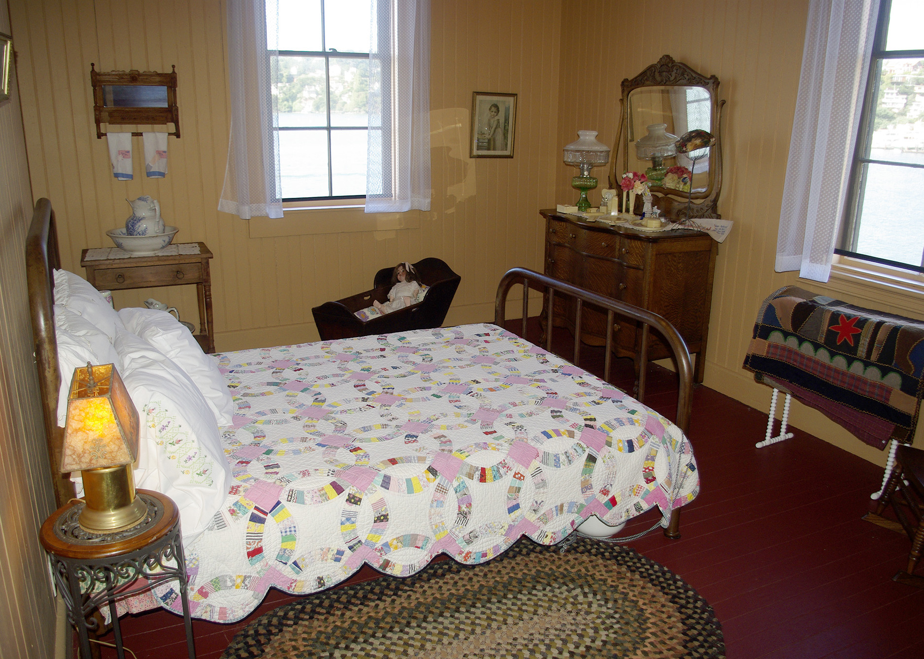 Railroad ferry depot museum belvedere tiburon for Bedroom designs middle class